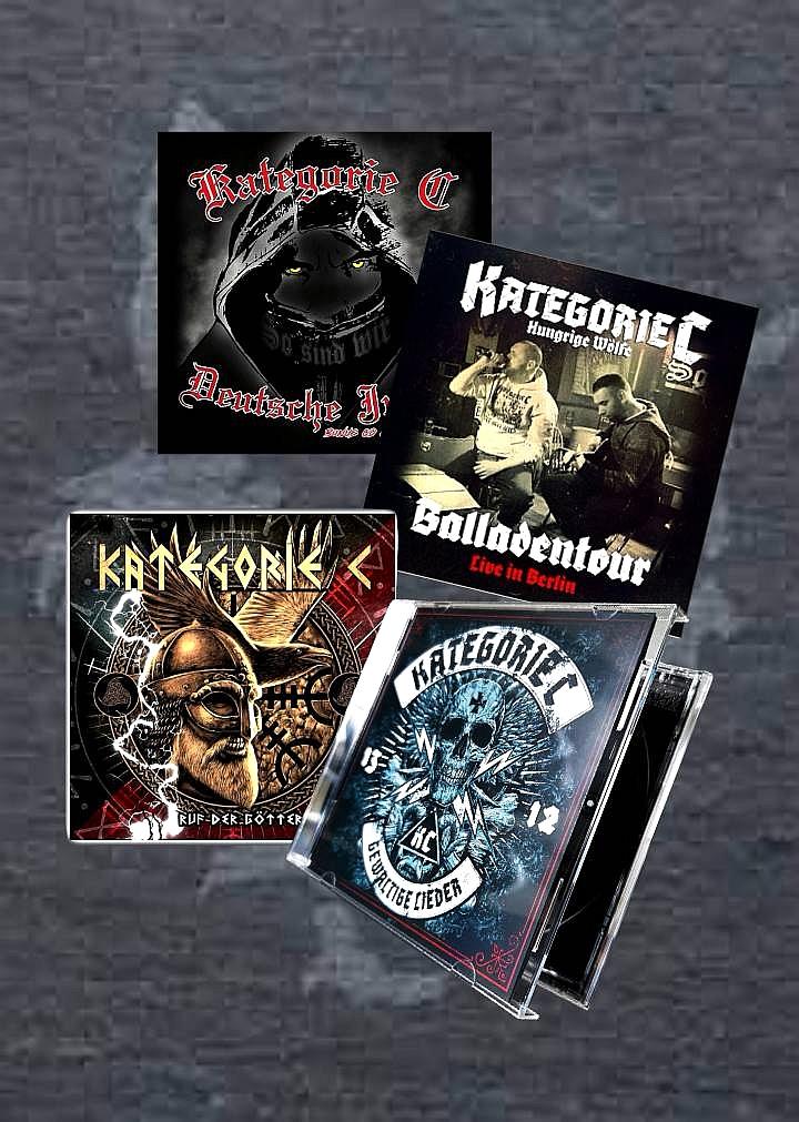 CDs KC