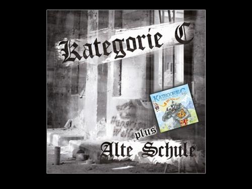 Alte Schule - Der Berg ruft Split CD