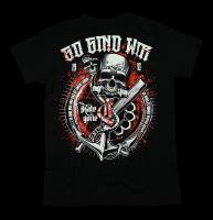 T-Shirt So sind wir Totenkopf