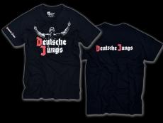 Set T-shirt und Hosenset Deutscher Junge