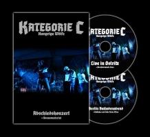 DVD Kategorie C Live in Ostritz