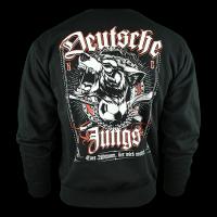 Pullover Deutsche Jungs Wolf