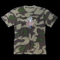 Shirt Deutsche Jungs Tarn Neu