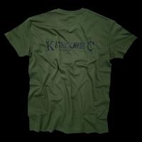 T-shirt So sind wir oliv Klassiker