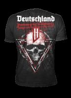 T-shirt Hannes Deutschland krempelt die Ärmel hoch