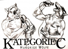Autogrammkarte Kategorie C Wolf