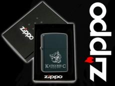 Kategorie C Zippo schwarz