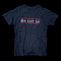 T-Shirt So sind wir grau Klassiker